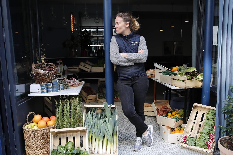 Amandine Chaignot, la master cheffe