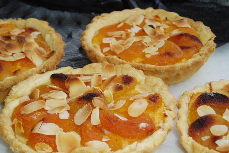 Amandines aux carottes-abricots