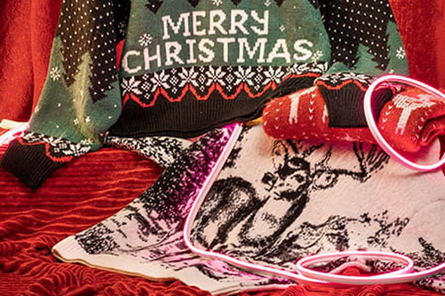 Comment est né notre amour pour le pull de Noël moche?