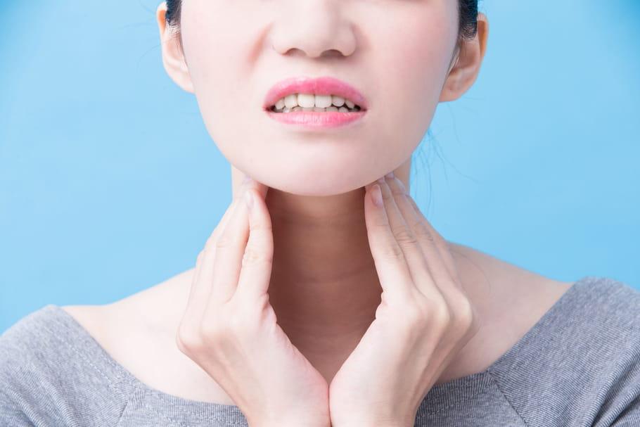 Cancer des amygdales: causes, symptômes, survie