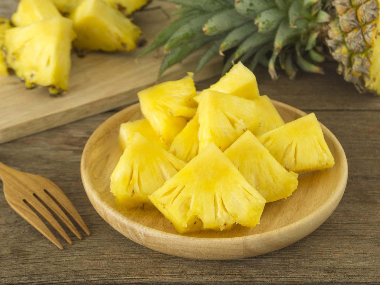 Les bienfaits de l'ananas pour la santé