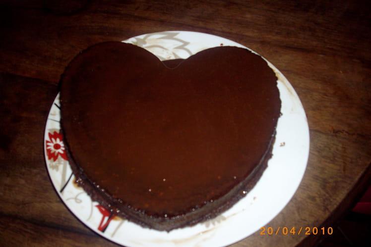 Gâteau au chocolat express