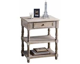 meuble d'entrée 'ophrys' de la maison de valérie