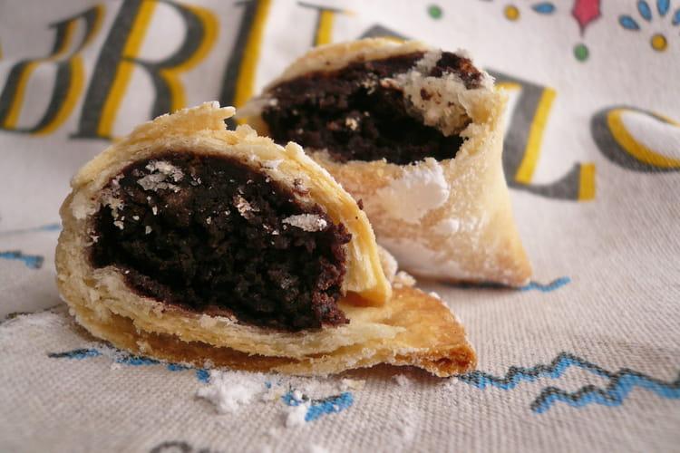 Gourmandises italiennes chocolat et pois chiches
