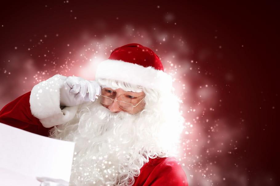 Comment écrire au Père Noël ?