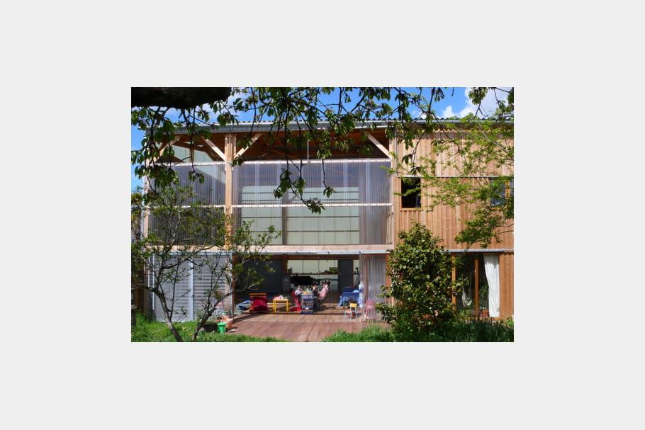 Jardin d 39 hiver dix maisons d 39 architecte 100 000 euros journal des femmes for Decoration jardin d hiver