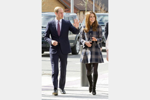 Kate Middleton le 4 mars 2013