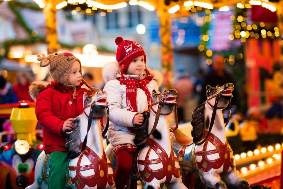 Vacances de Noël: nos idées de sorties en famille