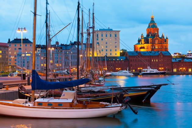 5. Helsinki, Finlande