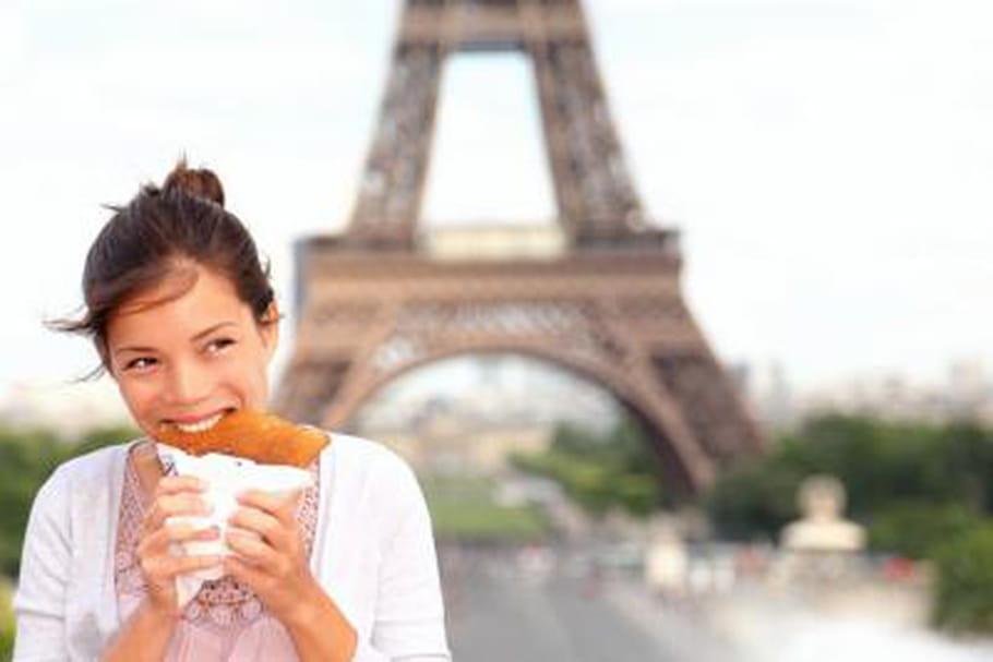 Les Français ne mangent pas mieux que les Américains