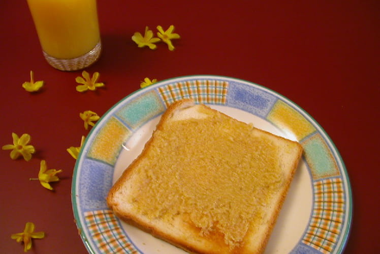 Toast du bonheur