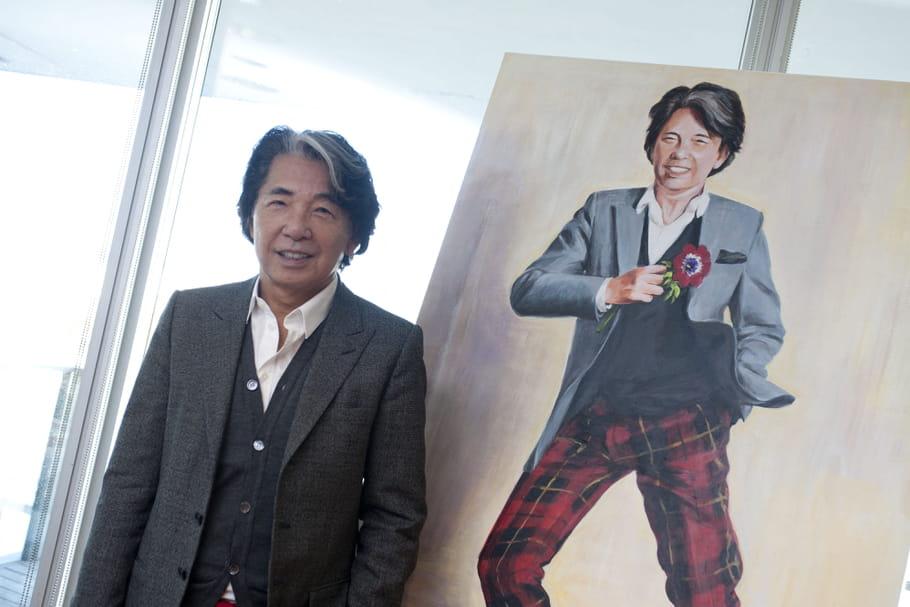 KenzoTakada est décédé, victime du coronavirus