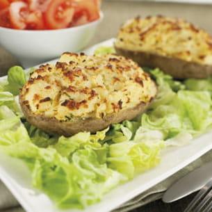 pommes de terre gratinées à la moutarde