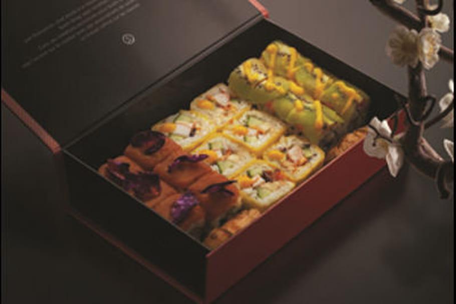 J'ai testé... La box de Joël Robuchon pour Sushi Shop
