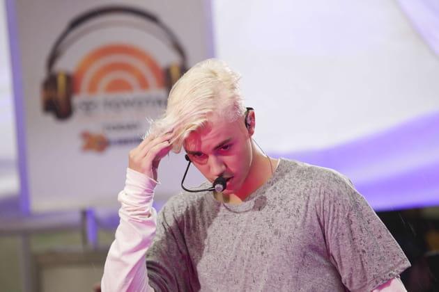 La coiffure de Justin Bieber n'a pas été de mèche avec lui