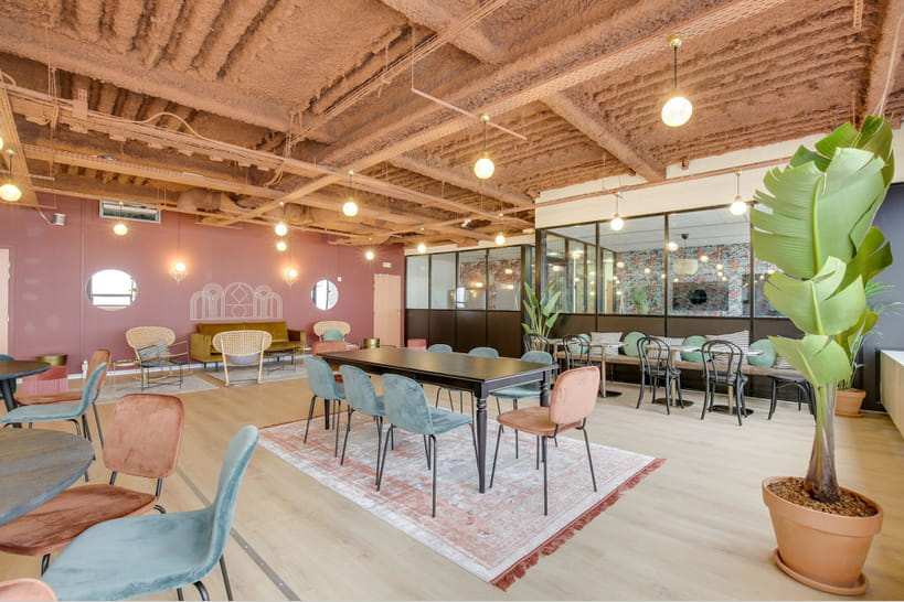 Coworking: les plus beaux espaces de travail pour s'inspirer