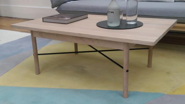 Table basse par Studio Dessuant Bone
