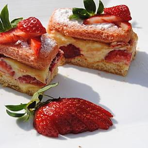 fraisier revisité