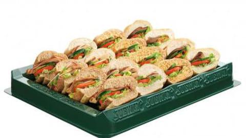 Subway Party Platter : des plateaux qui ont la gagne ?