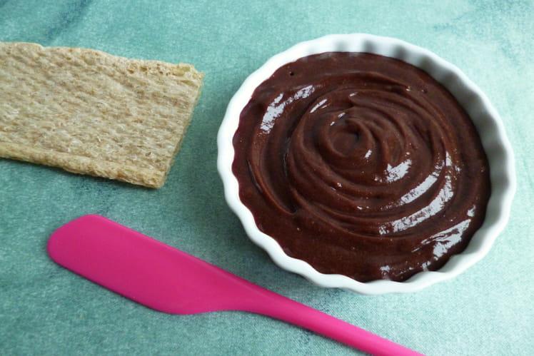 Tartinade allégée chocolat tiramisu