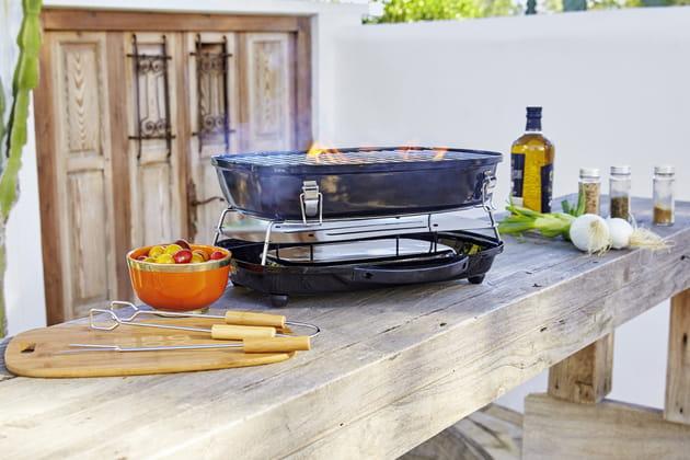 Barbecue CR110 de Carrefour