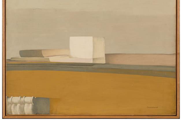 Tableau La Cheminée, Le Corbusier