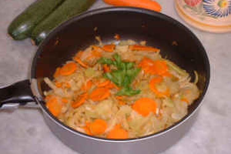 Fenouil et carottes