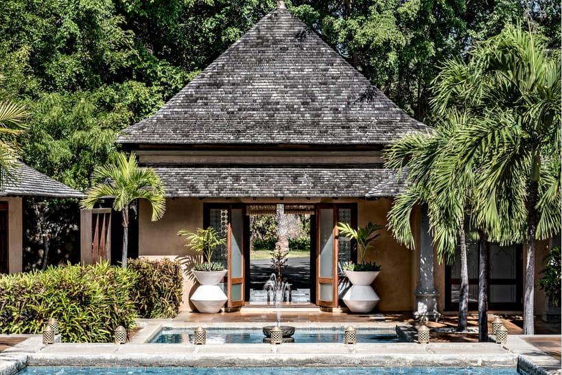 Visite du spa Maradiva Resort à l'Ile Maurice