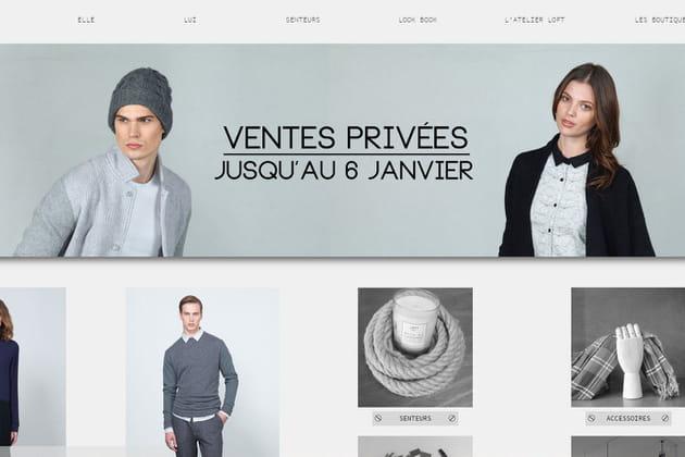 Le e-shop de LOFT design by...