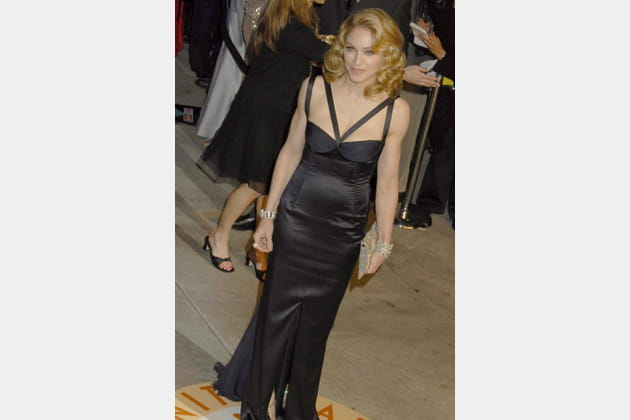 Madonna le 25février 2007