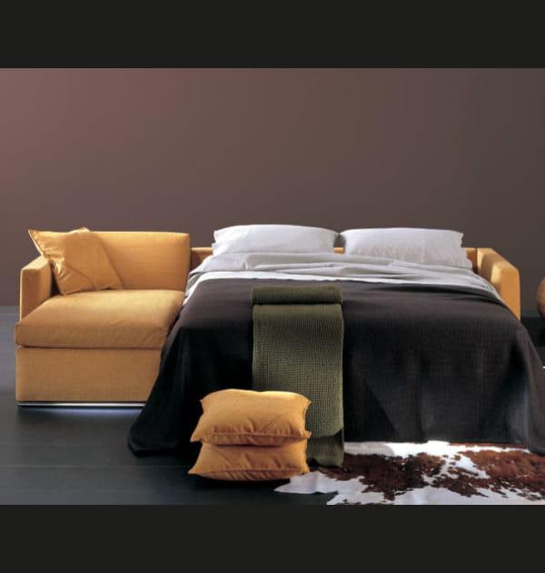 Canapé d'angle convertible Garda de La Maison du Convertible
