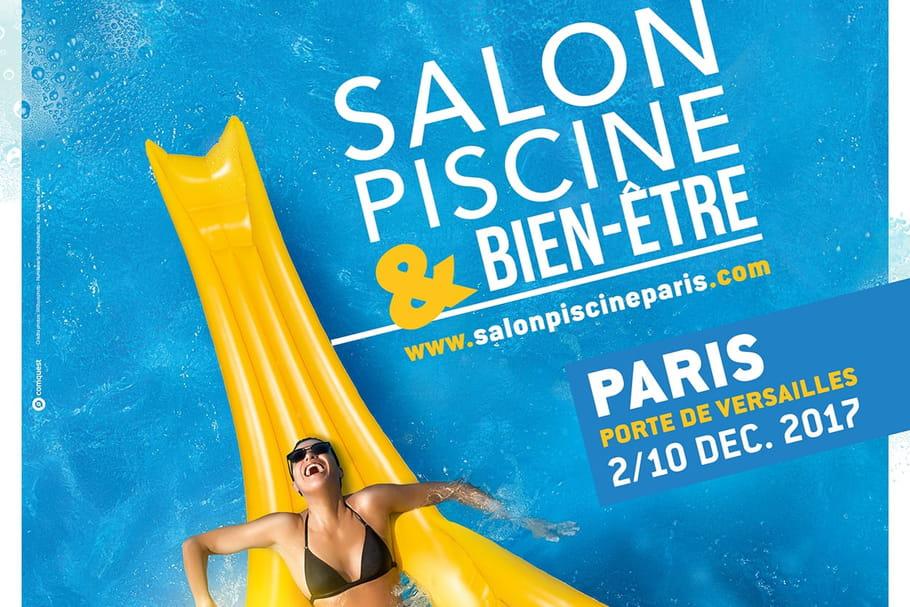 Tout baigne, le Salon Piscine & Bien-Être revient à Paris!