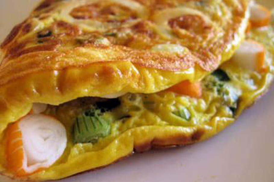 Comment faire omelette ail sans ail