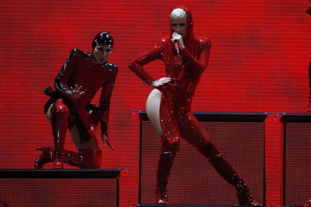 Katy Perry, caliente à Mexico