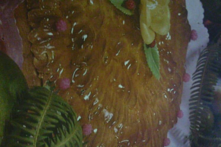 Tarte aux mangues