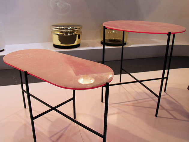 Table Neon chez Haymann Editions