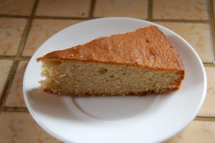 Ardéchois ou gâteau à la crème de marrons