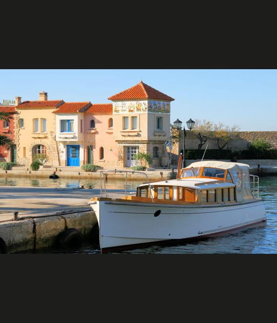 Petite villa sur une île