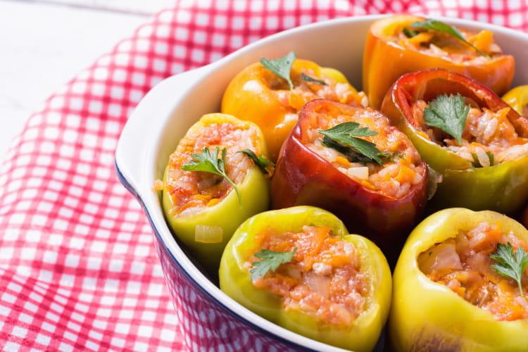 Légumes farcis : la meilleure recette