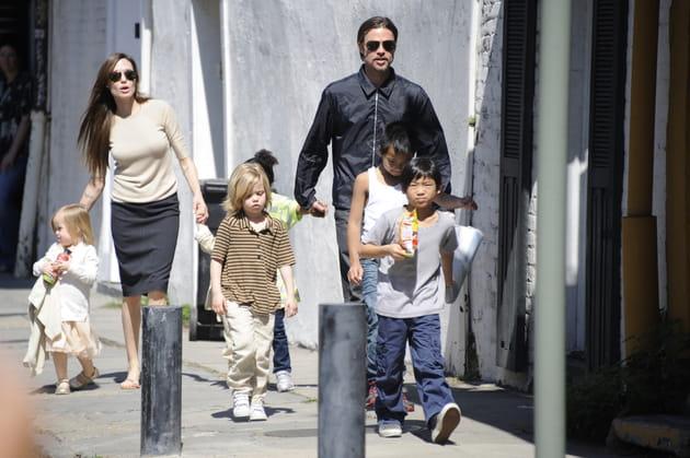Promenade en famille
