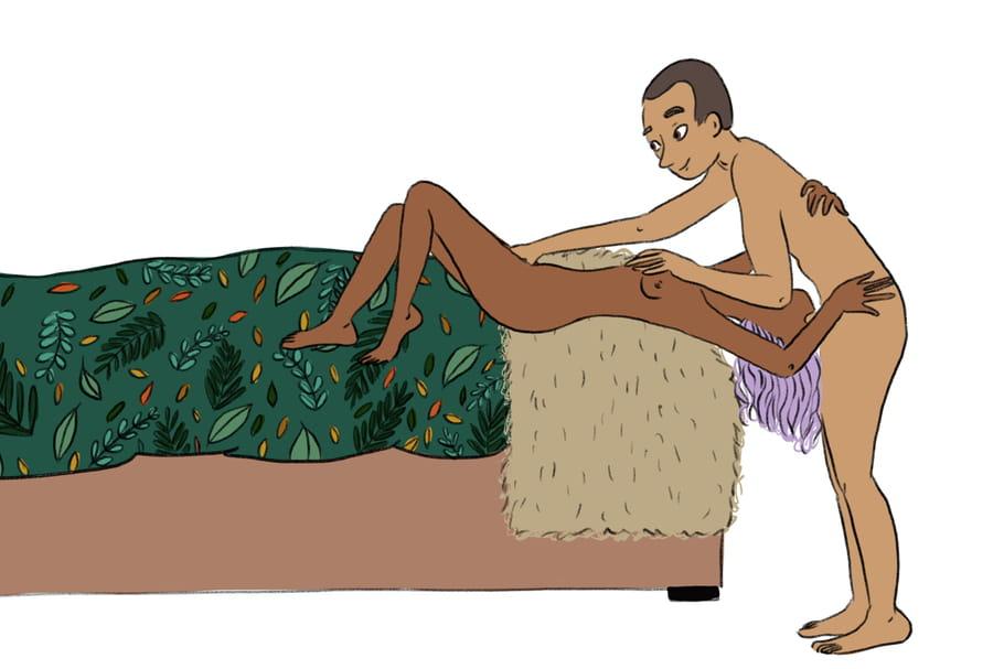 Kamasutra et sexe oral: 5positions sans pénétration à tester