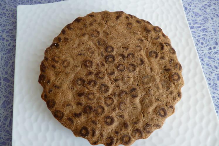 Tofucake coco aux céréales cacaotées complètes