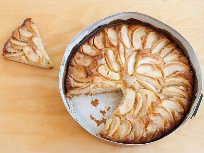 Cuisine Des Femmes | Gateau Aux Pommes La Meilleure Recette