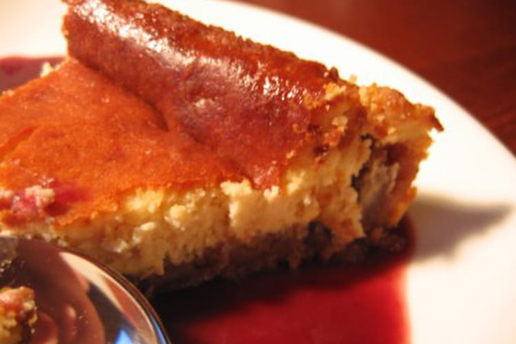 Cheesecake fait maison