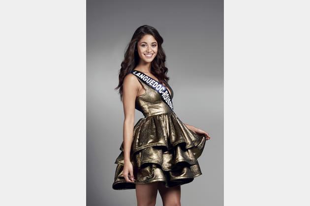 Miss Languedoc Roussillon - Aurore Kichenin