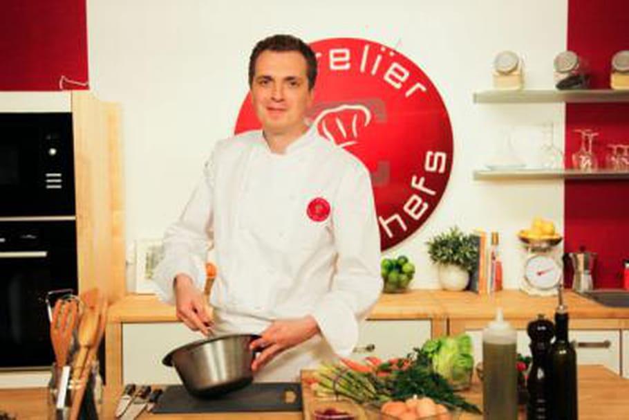 L'atelier des Chefs lance les JT de cuisine