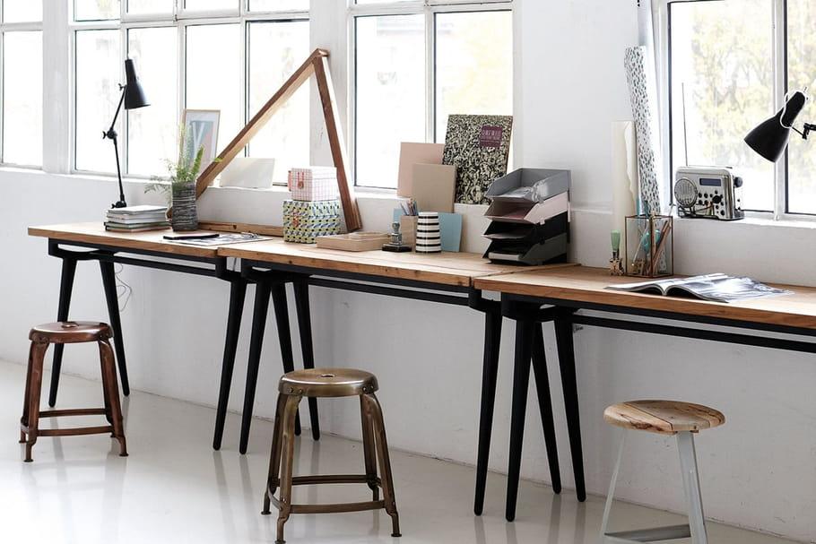 Comment bien organiser son coin bureau à la maison?