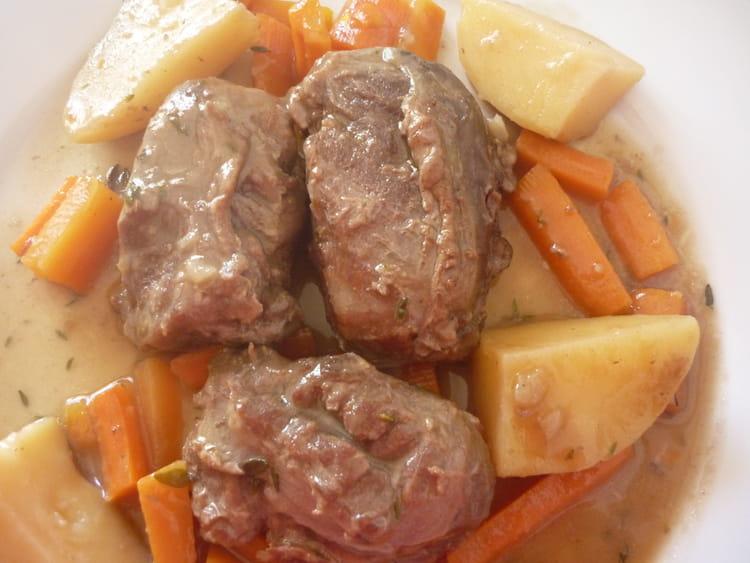 Recette de joues de porc au cidre la recette facile - Cuisiner de la joue de porc ...