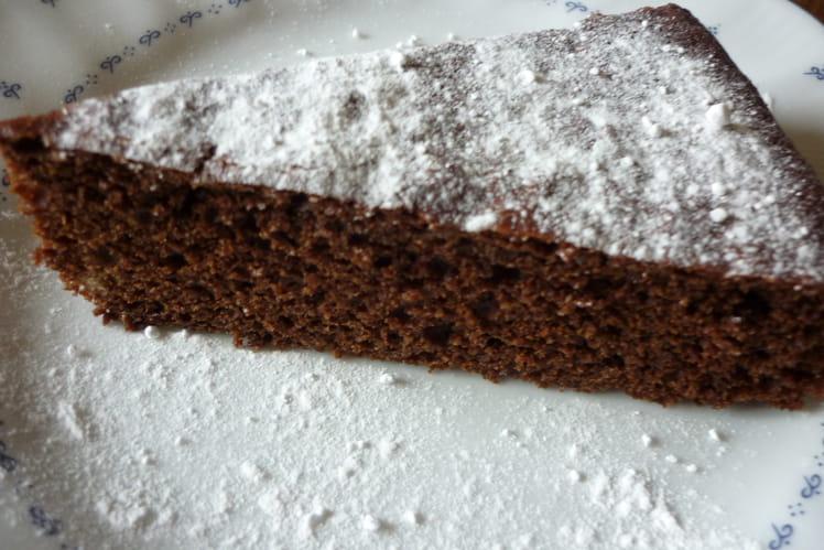 Gâteau au chocolat