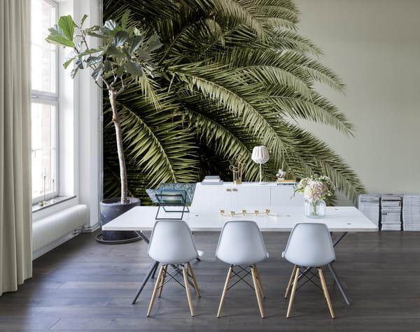 pour ou contre le papier peint trompe l 39 il. Black Bedroom Furniture Sets. Home Design Ideas